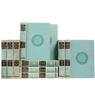 World History in Teal & Black, S/10