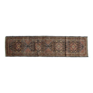 "Antique Malayer Runner - 3'1"" x 17'5"""