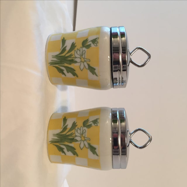 Egg Coddlers - Pair - Image 6 of 11