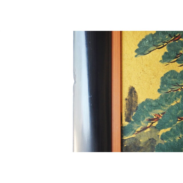 Image of Japanese Carts Painting