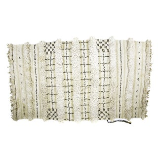 Handira Moroccan Wedding Blanket