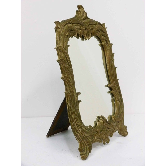Image of Table Mirror in the Style of Serge Roche, C. 1930