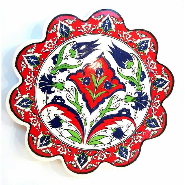 Turkish Tile Trivets - Set of 5 - Image 6 of 7