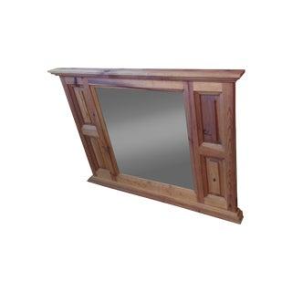 "Craftsman Mirror - Handmade - ""Window""-Style"