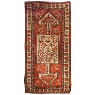 Early 20th Century Kurdish Rug