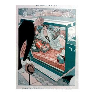"""Harry 1926 """"High-class Hooker"""" Fantasio Print"""