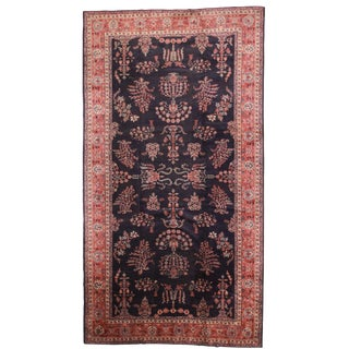 RugsinDallas Antique Turkish Sparta Hand Knotted Wool Rug- 8′11″ × 16′10″