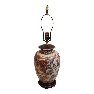 Japanese Vase Lamp