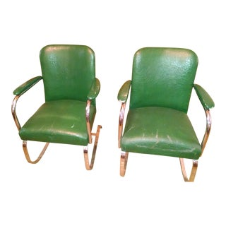 K.E.M. Weber for Lloyd Manufacturing Chairs - A Pair