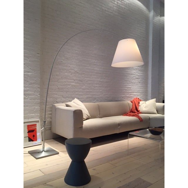 Image of Costanza Arc Floor Light