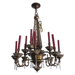 Stunning French Chandelier by Maison Baguès
