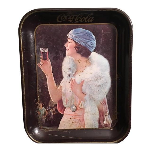 Vintage 1920's Coca-Cola Tray - Image 1 of 5