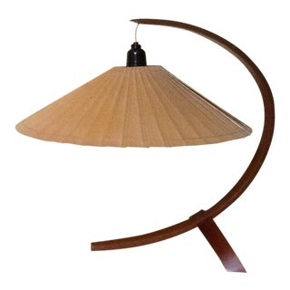 East Asian Style Bamboo Lamp