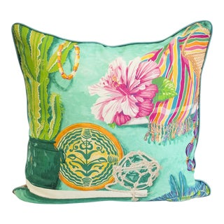 Manuel Canovas Throw Pillow