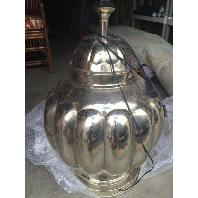 Moroccan Table Lamps - A Pair - Image 2 of 3