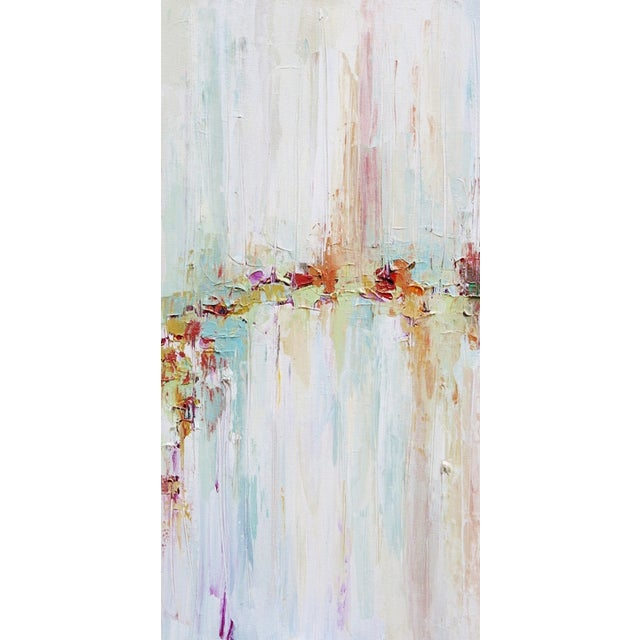 Image of Abstract Expressionist Painting - Rhizome