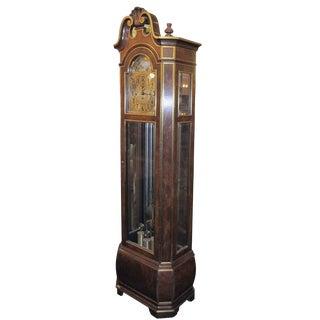 Herschede Tall Case Grandfather Clock