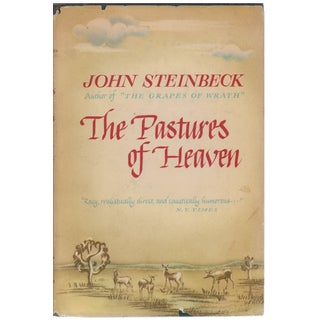 Steinbeck's Pastures Of Heaven, 1st Edition