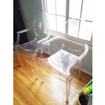 Image of ModShop Replica Louis Ghost Chair - Pair