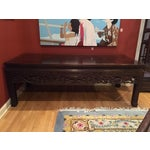 Image of Chinese Rosewood Table