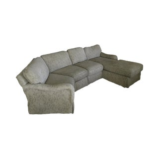 Pearson Traditional Beige Curved Sectional