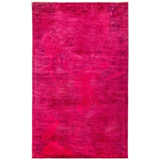 """Vibrance Hand Knotted Area Rug - 5'1"""" X 8'1"""""""