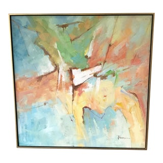 Large Original Modern Abstract Painting by Prezna