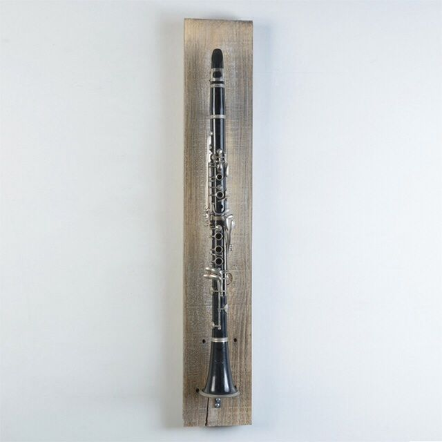 Image of Vintage Mounted Clarinets