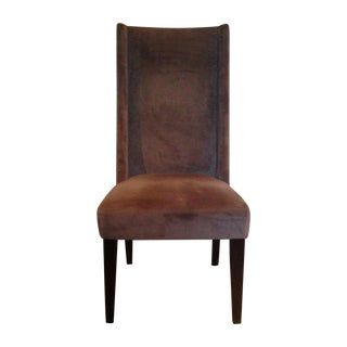 West Elm Willoughby Brown Desk Chair