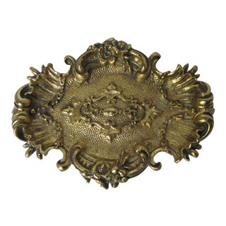 Ornate Gold Catchall