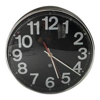 1980s Vintage Peter Pepper Wall Clock