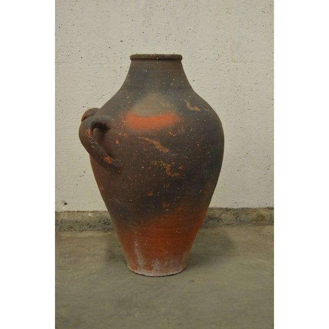 Image of Greek Pottery Wine Vase