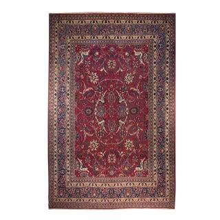 Early 20th Century Dorokhsh Carpet