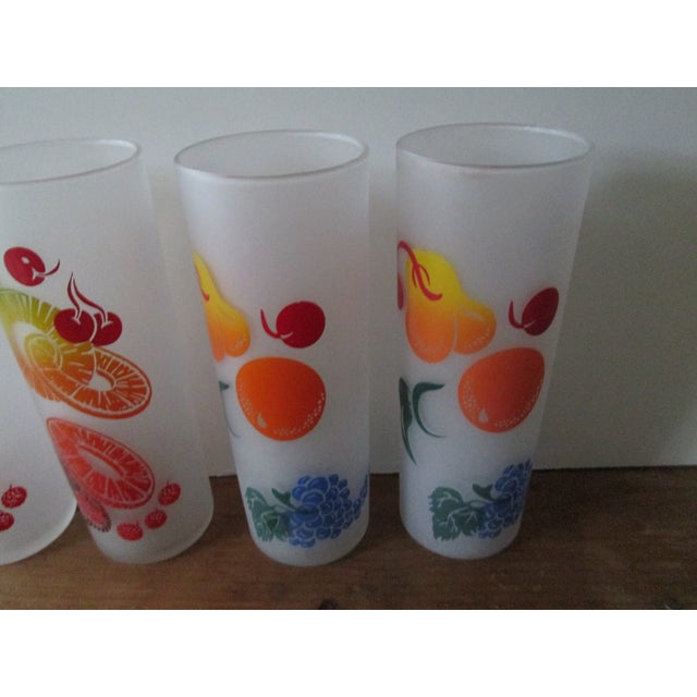 Image of Vintage Glassware - Set of 4
