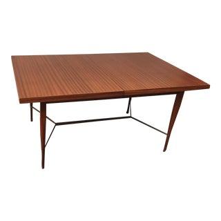 Paul McCobb for Calvin Mahogany Dining Table
