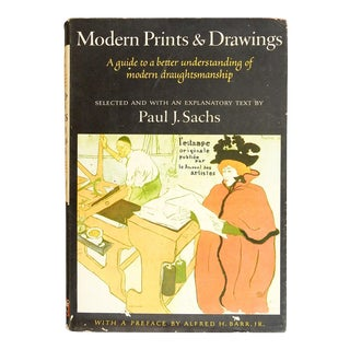 Modern Prints & Drawings Book