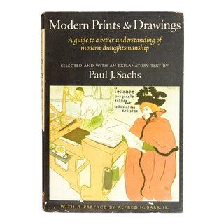 Modern Prints & Drawings Book