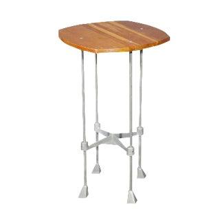 Bob Josten Maple Side Table