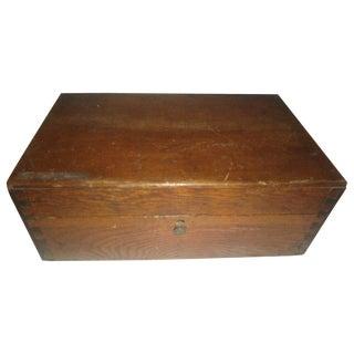 Primative Wooden Box