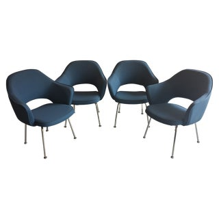 Blue Knoll Executive 71ubc Chairs - Set of 4