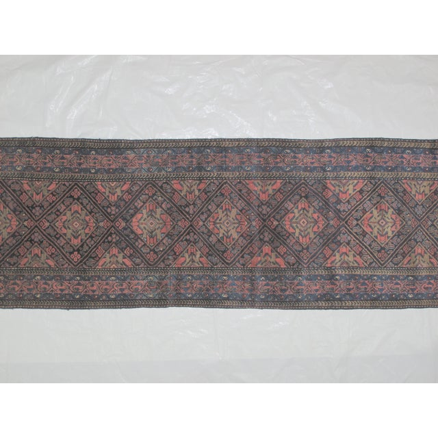 "Leon Banilivi Persian Runner - 19'5"" X 3'2' - Image 3 of 4"