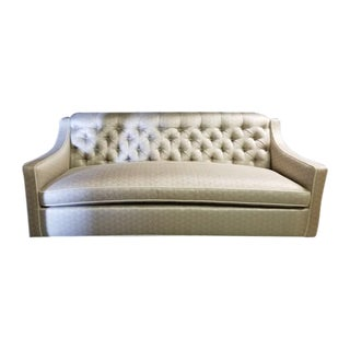 High Back Tufted Sofa Bed