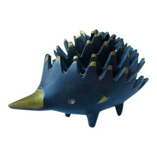 Walter Bosse Nesting Hedgehog Ashtrays - Set of 6