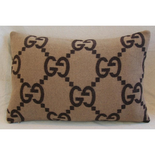 Gucci Cashmere & Velvet Pillows - A Pair - Image 3 of 10