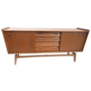 Argo Reclaimed Teak Wood Sideboard
