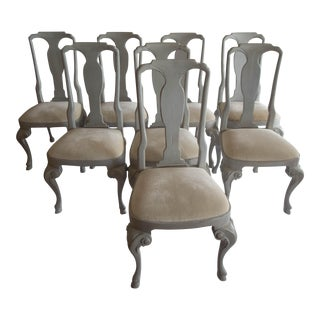Lars Bolander Italian Dining Chairs - Set of 8