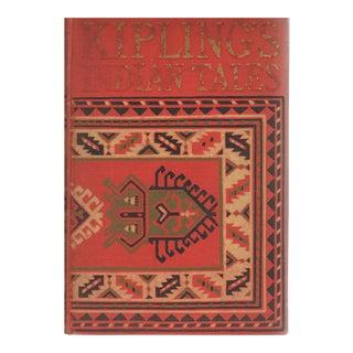 Kipling's Indian Tales Hardcover Book