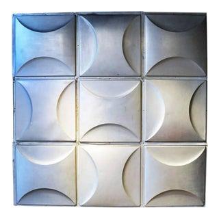Vintage Aluminum Wall Panels