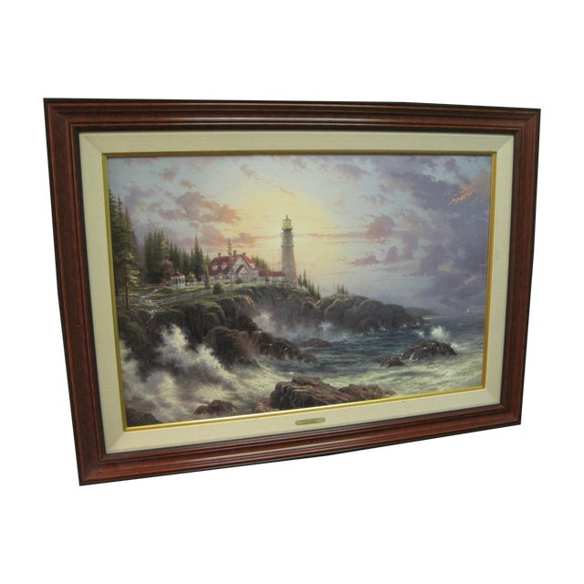 Image of Thomas Kinkade Hand Touched Giclee