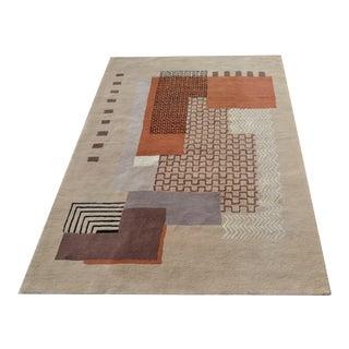 Mid-Century Modern Carpet, Rug by JJB